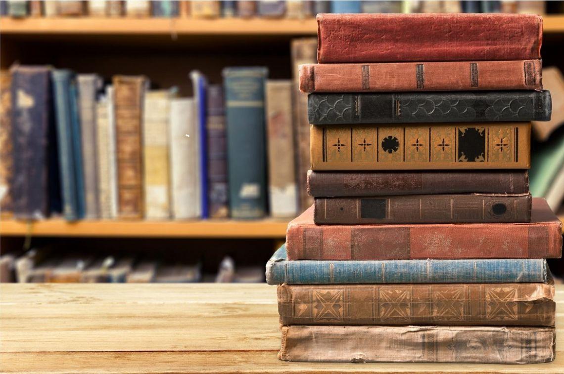 Cărțile, adevărata noastră comoară