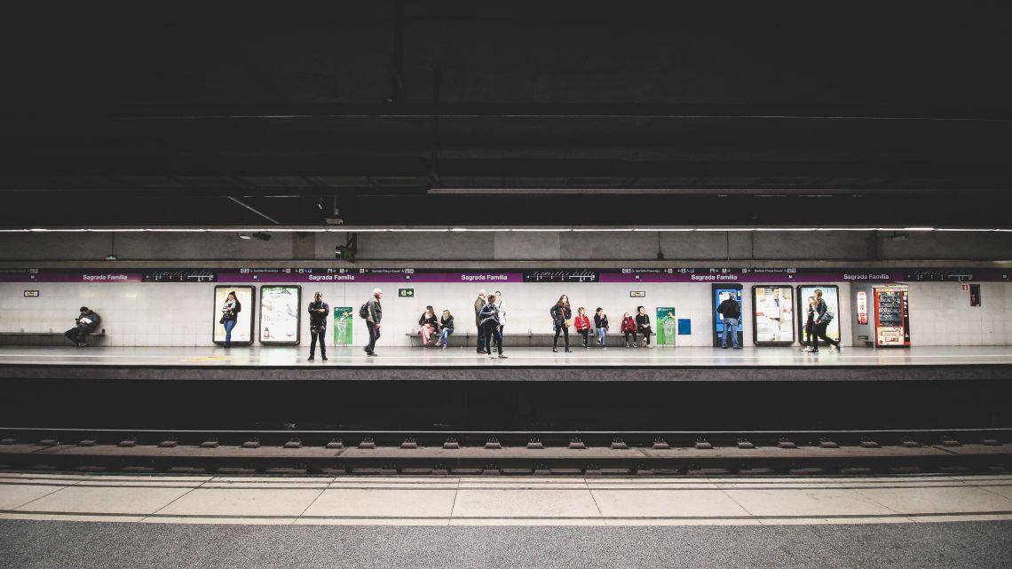 Femeia de la Metrou