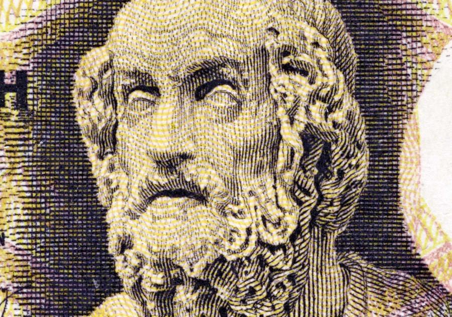 Cinci mari poeți ai Greciei antice (I)