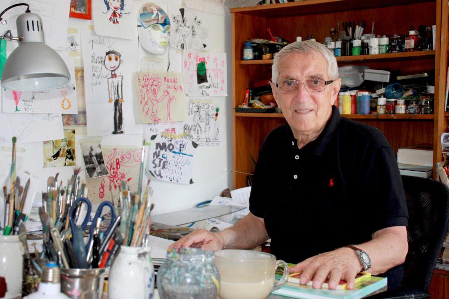 O legendă a ilustrației și benzii desenate (interviu cu Puiu Manu)