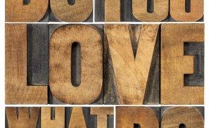Fă ceea ce iubeşti şi iubeşte ceea ce faci!